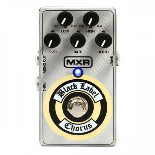 MXR ZW38 Black Label Chorus